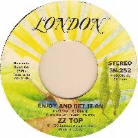 Cover ZZ Top - Enjoy And Get It On