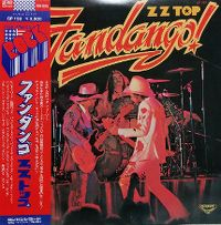 Cover ZZ Top - Fandango!