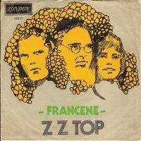 Cover ZZ Top - Francene