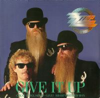 Cover ZZ Top - Give It Up
