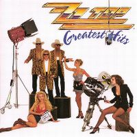 Cover ZZ Top - Greatest Hits
