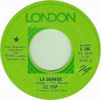 Cover ZZ Top - La Grange
