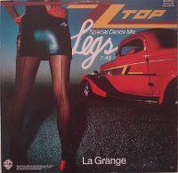 Cover ZZ Top - Legs