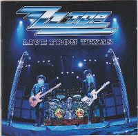 Cover ZZ Top - Live From Texas