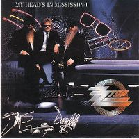 Cover ZZ Top - My Head's In Mississippi