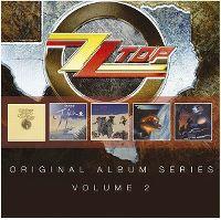 Cover ZZ Top - Original Album Series - Volume 2
