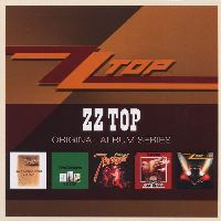Cover ZZ Top - Original Album Series