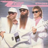 Cover ZZ Top - Stages