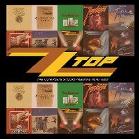Cover ZZ Top - The Complete Studio Albums 1970-1990
