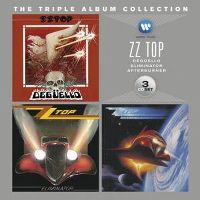 Cover ZZ Top - The Triple Album Collection