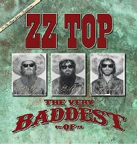 Cover ZZ Top - The Very Baddest Of