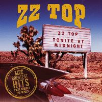 Cover ZZ Top - Tonite At Midnight - Live Greatest Hits From Around The World