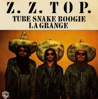Cover ZZ Top - Tube Snake Boogie