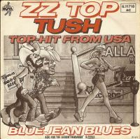 Cover ZZ Top - Tush