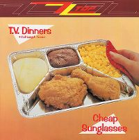 Cover ZZ Top - T.V. Dinners