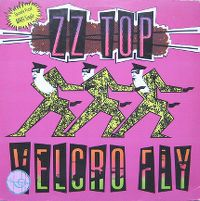 Cover ZZ Top - Velcro Fly