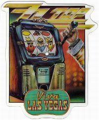 Cover ZZ Top - Viva Las Vegas