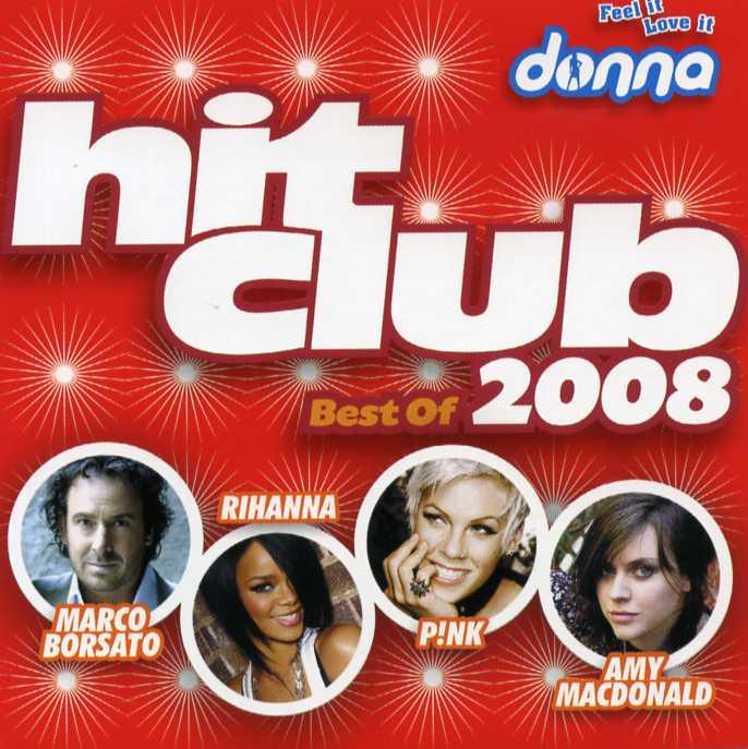 VA   Hitclub   Best Of 2008   2CD SSRG SeedBox DJMark preview 0