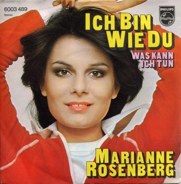 Mariaane Rosenberg - Ich Bin Wie Du