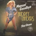 Audrey Landers- Manuel Goodbye (Single)