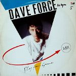 "Dave Force - Play Your Game 12"" Maxi [Rare]"