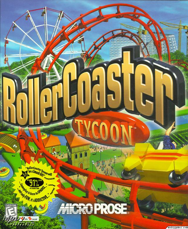 Download  BAIXAR GAME RollerCoaster Tycoon – PC