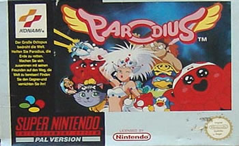 [Konami /1.D] Parodius, P'n M, PP Baseball Super_nes-parodius
