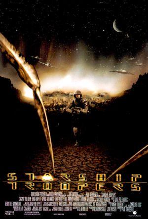 Bildergebnis für Starship troopers filmplakat deutsch