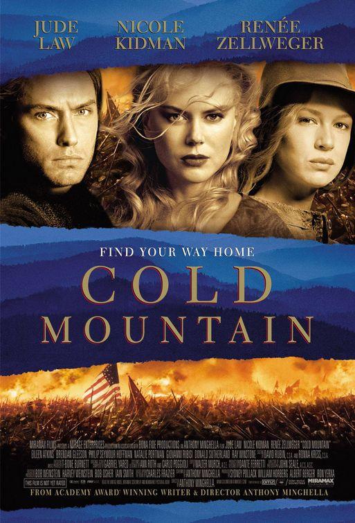 Unterwegs Nach Cold Mountain Inhalt