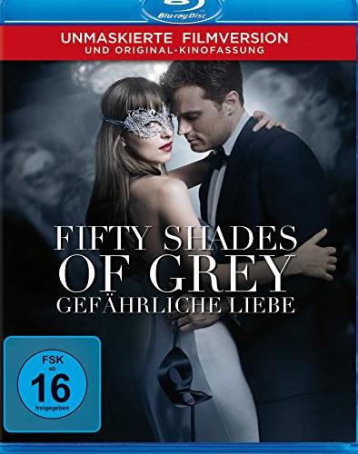 Fifty Shades Of Grey Gefährliche Liebe Hitparadech
