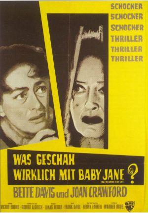 Was Geschah Wirklich Mit Baby Jane Hitparade Ch